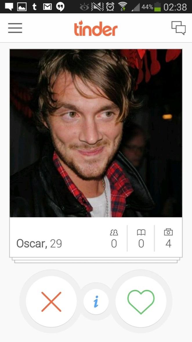 1. Oscar, 29.