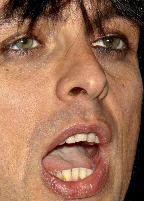 4. Billie Joe Armstrong (líder de Green Day)
