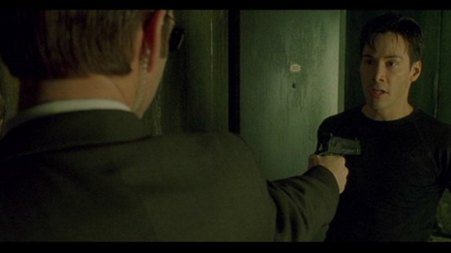1. The Matrix (1999)