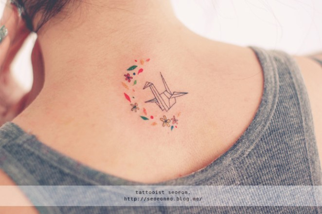12. Si no te animás a un tattoo elaborado, estas pueden ser opciones geniales