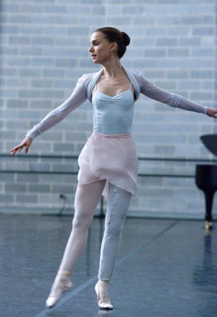 14. Natalie Portman se volvió vegana y corría 8 kilometros por día para bajar 11 kilos en El Cisne Negro