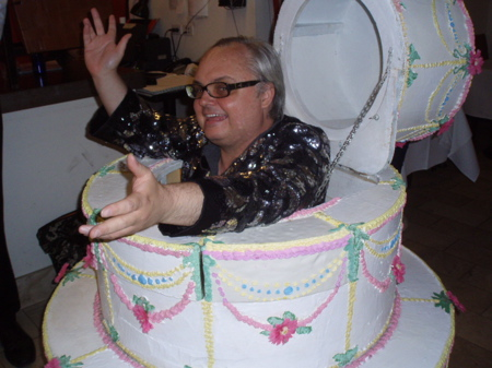 El señor de la torta