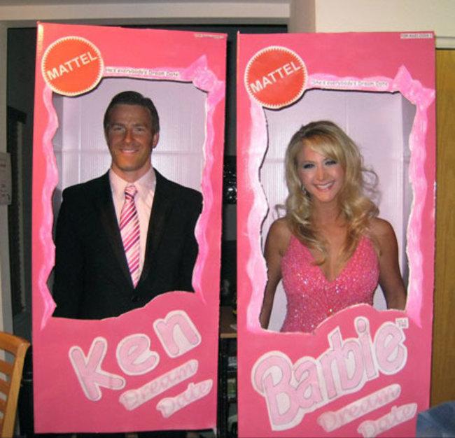 18. Barbie y Ken