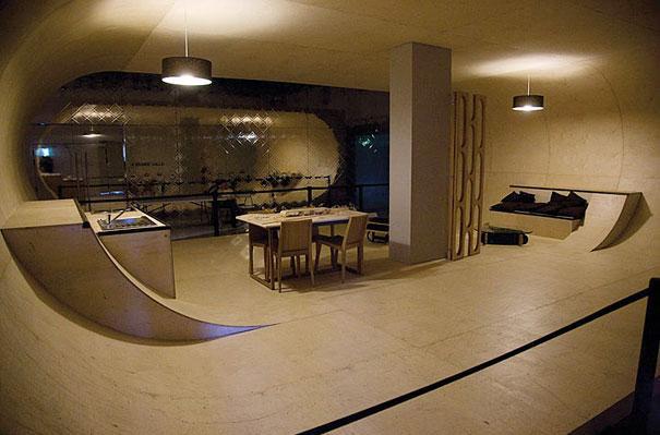 5. Living skate park