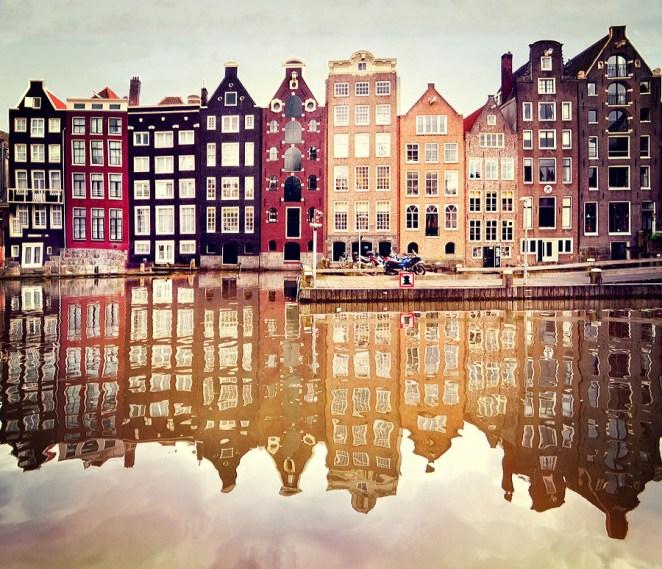 3. Amsterdam, Países Bajos