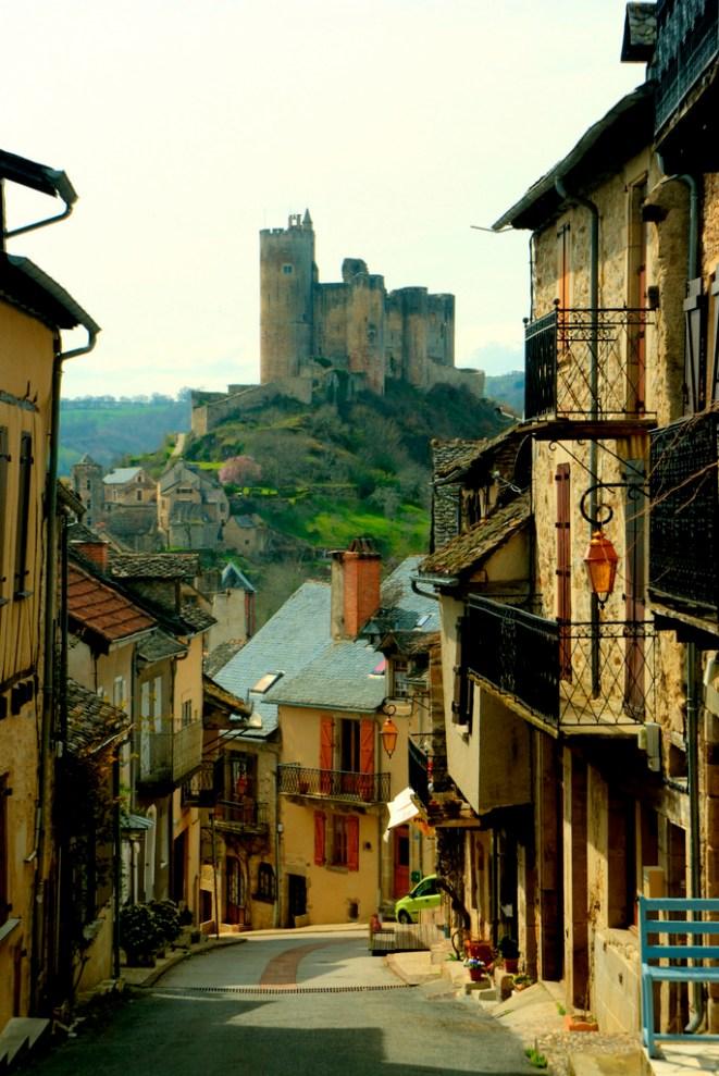 22. Najac, Francia