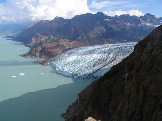 2. El Glaciar Viedma