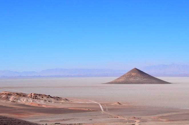 4. El Cono de Arita, en Salta