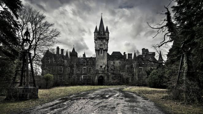 20. Un castillo en Bélgica