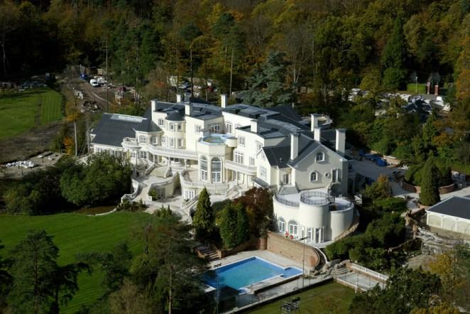 10. Una mansión inglesa