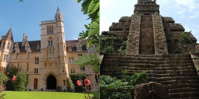 3. La universidad de Oxford es más vieja que los Aztecas.