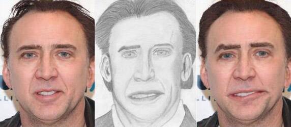2. Nicolas Cage