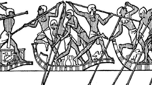 3. Justa de pescadores
