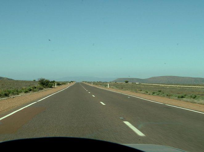 7. Autopista Eyre, Australia