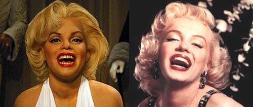 13. Marilyn Monroe es Karina la princesita?