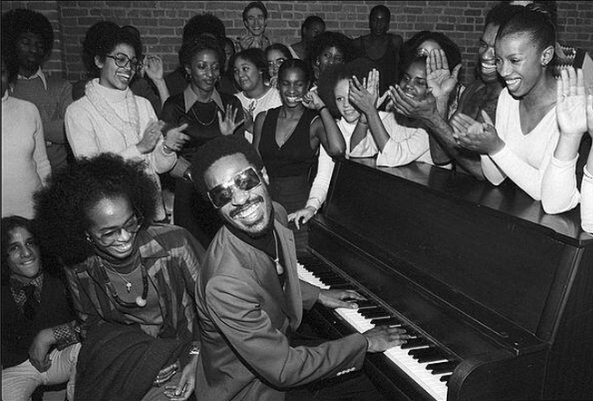 17. Stevie Wonder, Londres, 1974