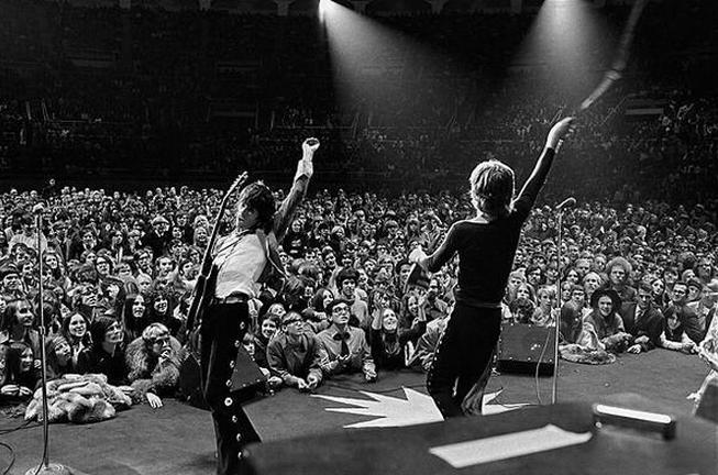 21. El primer tour de los Rolling Stones, 1969
