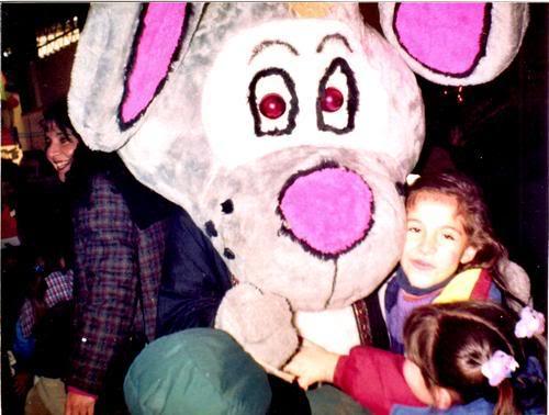 En serio, vean de nuevo al conejo y díganme si no era perversamente seductor