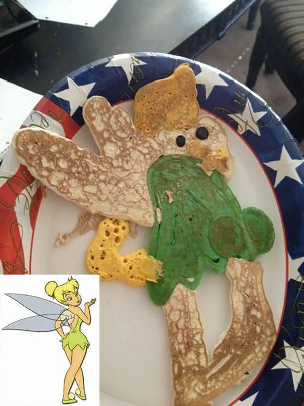 Pancake Goals