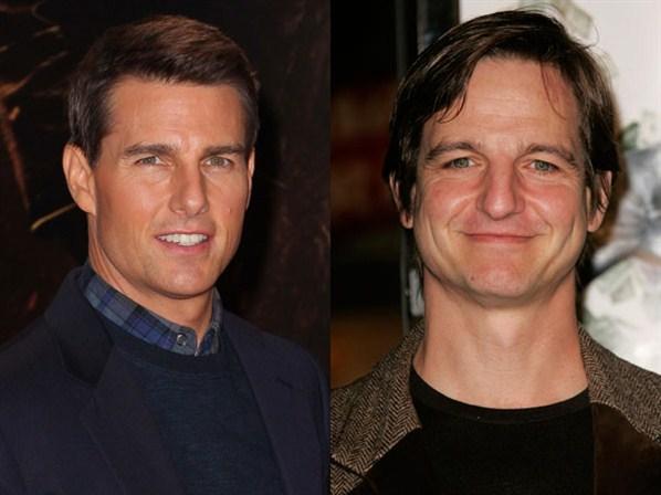 26. Tom Cruise (Top Gun, Misión Imposible) es primo de William Mapother (conocido por su papel de Ethan en Lost)