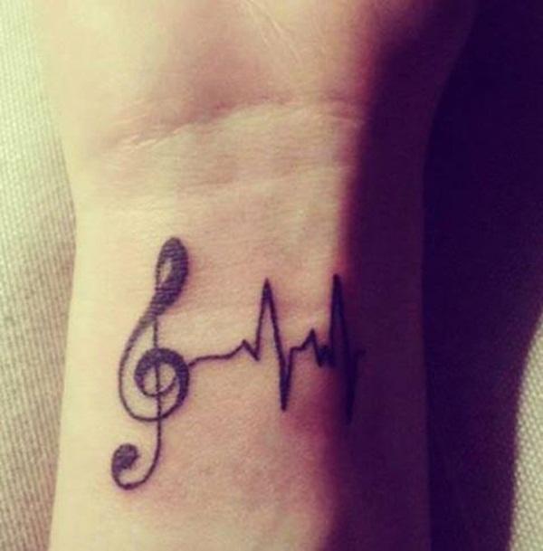 29 Tatuajes Que Todo Fan De La Musica Debe Tener El Meme
