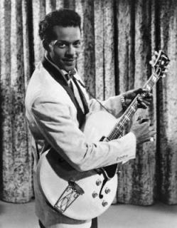 7. Chuck Berry