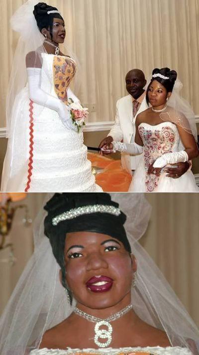 La torta ególatra