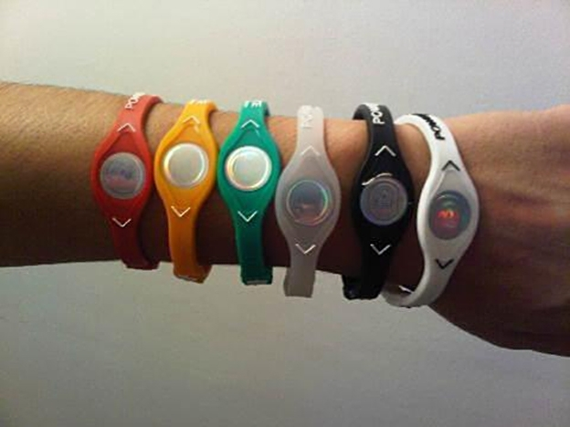3- Pulsera Power Balance