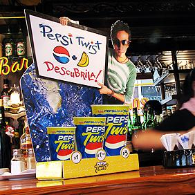 4. Pepsi Twist