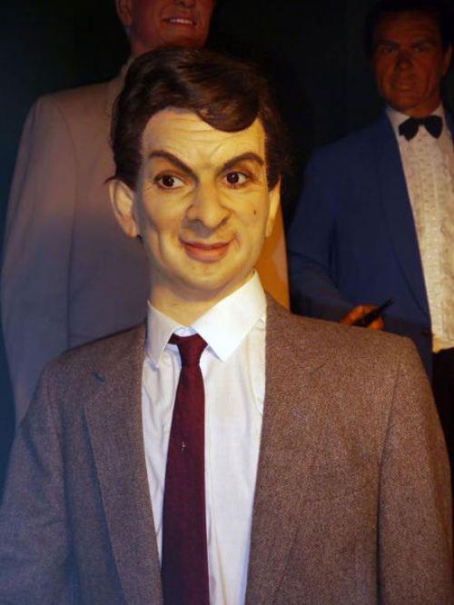 14. ¿Se le puede hacer una cara más fea a Mr.Bean? sí, se puede.