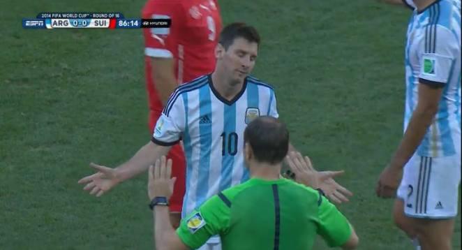 2. Y yo soy Messi ¯\_(ツ)_/¯