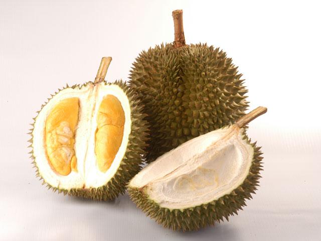 3. Durián o durión