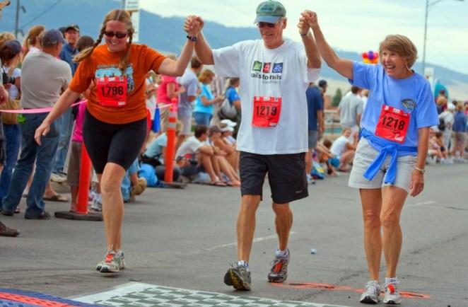 5. Anotarte en una maratón por primera vez en tu vida y llegar último.