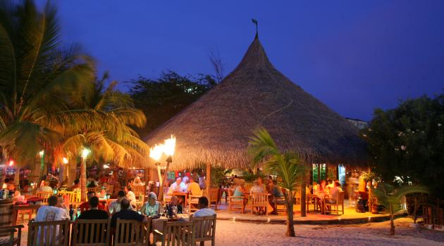 El Moomba Beach Bar, para beber desde muy temprano