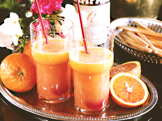 4. Para que tus cocktails tengan el sabor perfecto es indispensable usar jugo exprimido natural