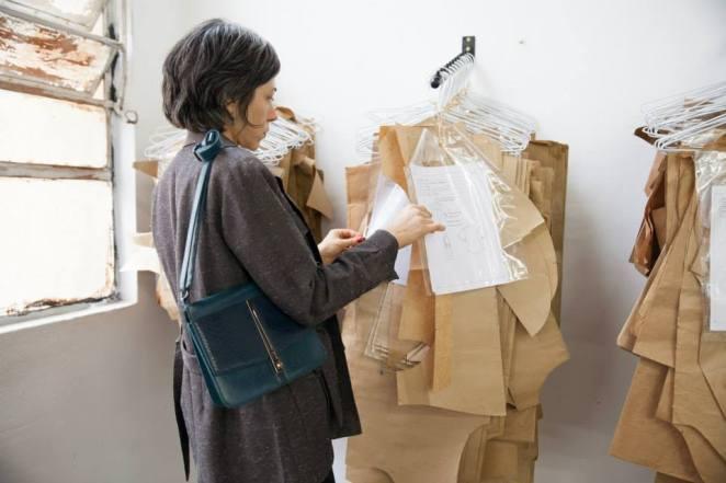 Al crear uno mismo su prenda, se crea un vínculo, lo que hace que la prenda tenga mucho valor agregado.