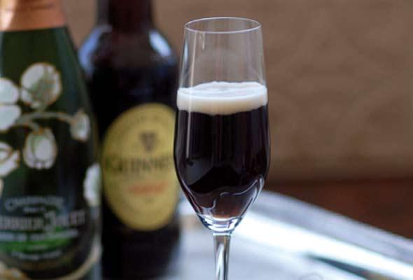 4. Black velvet