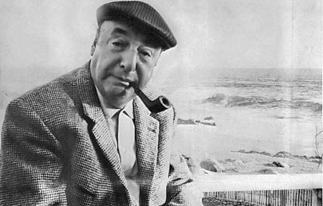 3. Pablo Neruda