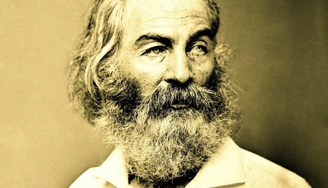 8. Walt Whitman