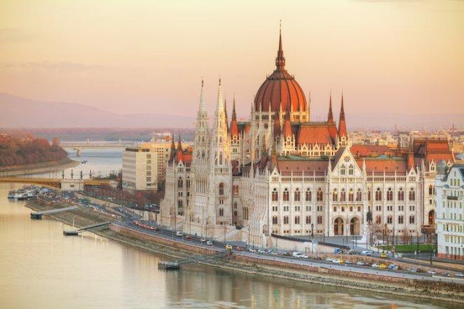 5. Budapest, Hungary — £183.51 (9.03).