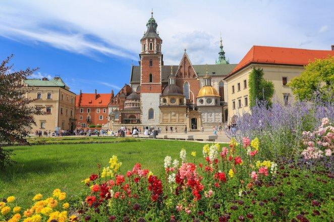 1. Krakow, Poland — £164.80 (2.62).