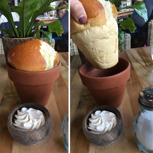 Potted Bread