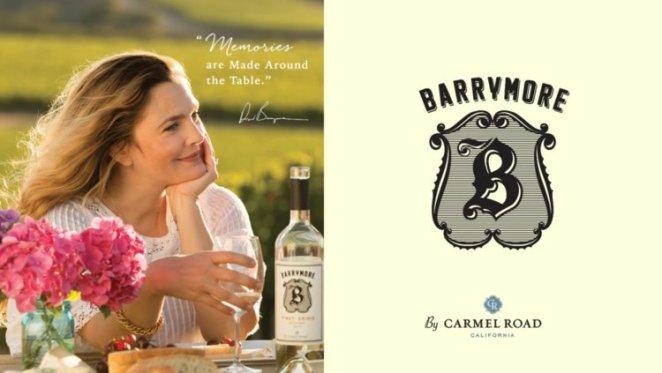 12. Drew Barrymore, Barrymore Wine — - (£16.70-£21.25)
