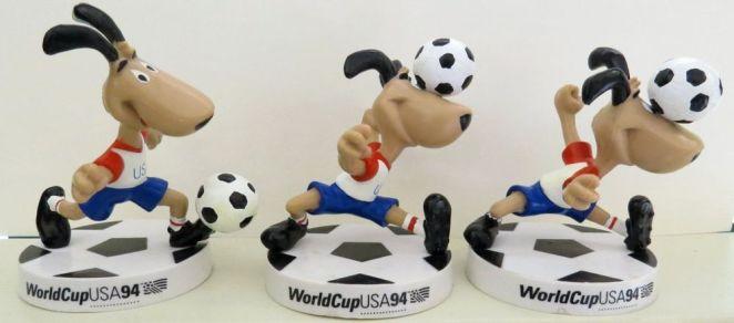 Resultado de imagen para striker fifa cup mascot