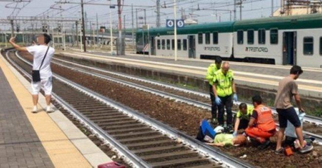 Resultado de imagen para selfie italian accident