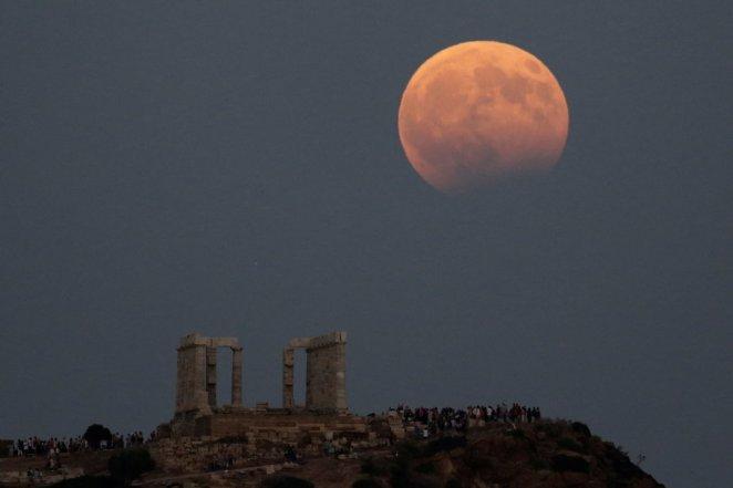 Resultado de imagen para lunar eclipse