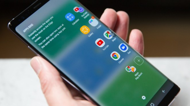 Could the Note 9 be the first phone to come with Samsung