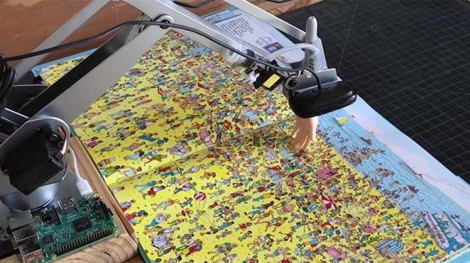 Resultado de imagen para robot that can find waldo