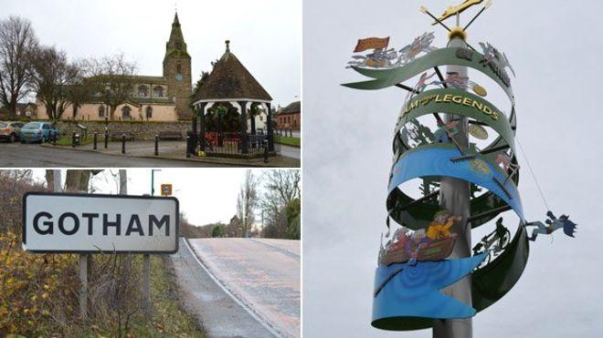 Resultado de imagen para Gotham, Nottinghamshire