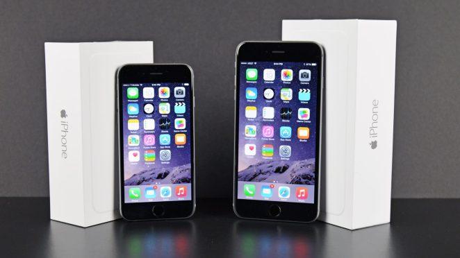 Resultado de imagen para iphone 6s and iphone 6s plus